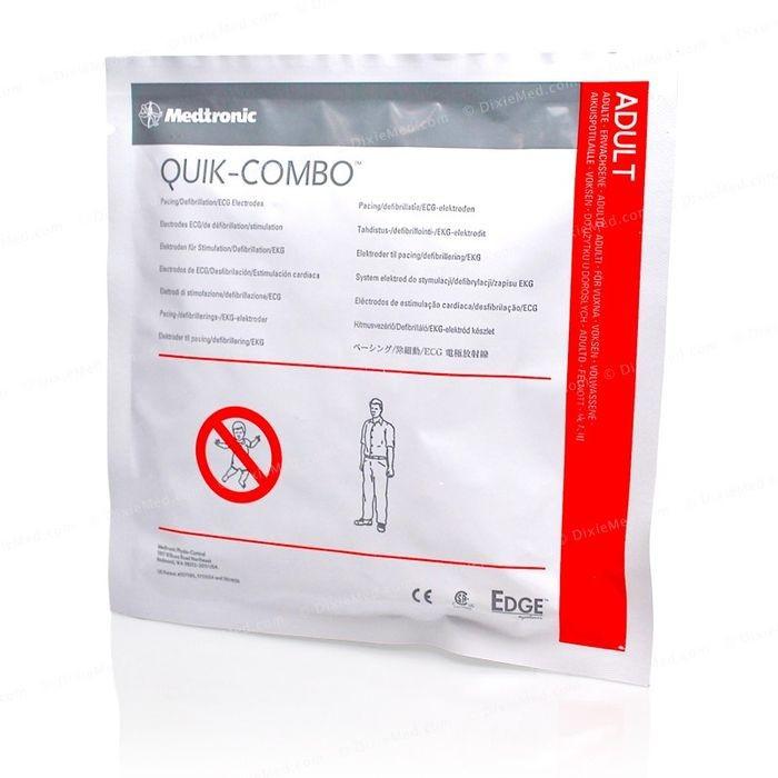 Elektrody QUIK-COMBO, pro dospělé