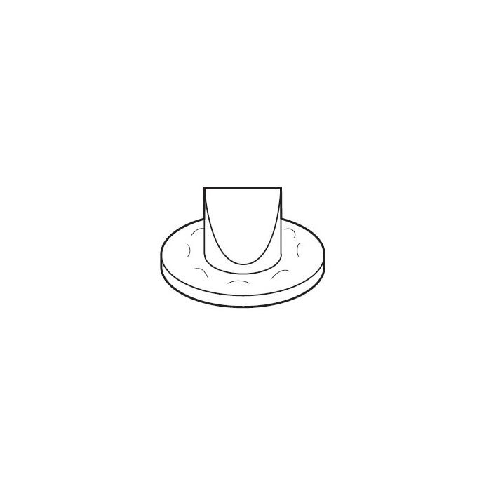 těrbinová membrána pro pacientský ventil