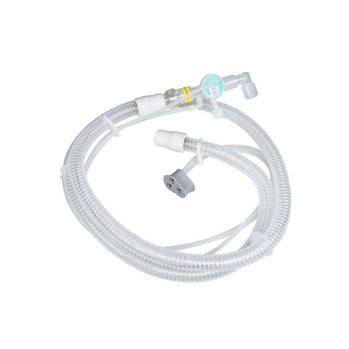 Pacientský okruh MMS2, jednorázový, bez měření průtoku, bez CO2