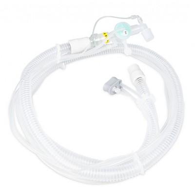 Pacientský okruh MMS2, jednorázový, bez měření průtoku, bez měření CO2
